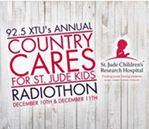 WXTU's Country Cares