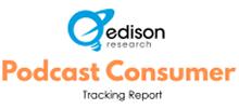 Edison Research Podcast Consumer Tracker