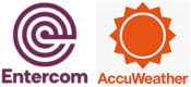 Entercom and AccuWeather