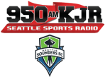 KJR-AM Seattle Sounders