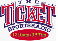 Sportsradio 1310 and 967 FM The Ticket