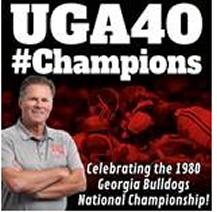 UGA40 #Champions