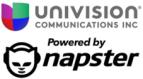 Univision Napster