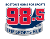 WBZ-FM (98.5 The Sports Hub)