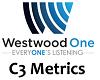 Westwood One and C3 Metrics