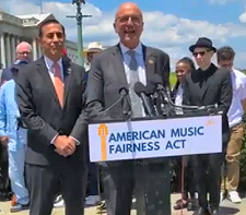 Rep. Darrell Issa and Rep. Ted Deutch