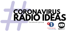 Coronavirus Radio Ideas