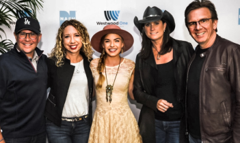 Jimmy Harnen, Cindy Watt, Jessie Ritter, Terri Clark and Dann Huff