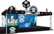 FSR's 2020 Radio Row Stage