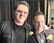 Johnjay Van Es and Rich Berra