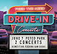 Feed The Need Drive-In Concerts