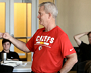 Chiefs play-by-play announcer Mitch Holthus