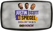Justin, Scott and Spiegel