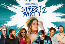 Country 102.5 Street Party 2