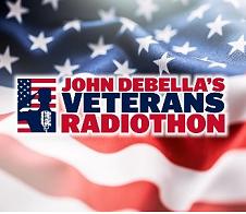 15th Annual John DeBella Veterans Radiothon