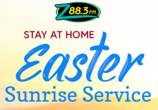 Stay-at-Home Easter Sunrise Service