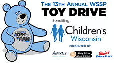 13th Annual WSSP Toy Drive