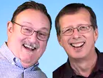 Bruce Murdock and John Erickson