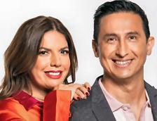 Fernanda Kelly and Ysaac Alvarez