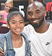 Gianna and Kobe Bryant
