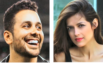 Mando Fresko and Carolina ''Caro'' Marquez