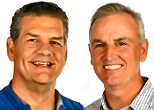 Mike Golic and Trey Wingo