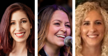 Sara Parker, Marisa Magnata, Nicole Siberry