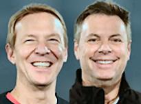 Whitey Gleason and Mark Kreidler