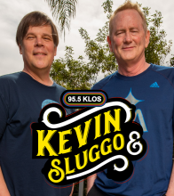 Kevin and Sluggo