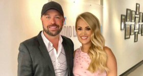 Premiere Networks: CMT personality Cody Alan welcomed Country superstar Carrie Underwood to his radio studio in Nashville to promote the September 14 release of her sixth studio album ''Cry Pretty.'' In addition to chatting about making the album, Underwood discussed her new Sunday Night Football theme and why she chose to do an all-female tour.