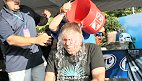 WFAN-AM/New York: Sports Radio 66's Mike Francesa took the ALS Ice Bucket Challenge Monday at the station's annual Summer Beach Party in Lake Como, NJ. Funds were raised to support ALS research via donations from event attendees for the chance to soak Francesa.