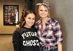 Westwood One: Country superstar Miranda Lambert joined Elaina Smith, co-host of Westwood One's syndicated Country radio show, ''NASH Nights Live,'' for her podcast